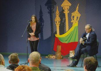 """Partizanų dainų festivalis """"Laisvės kelias"""""""