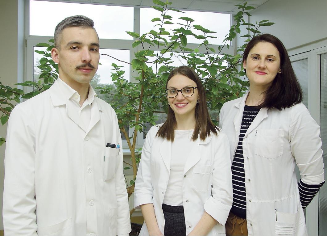 Jauni gydytojai darbui renkasi Druskininkų ligoninę