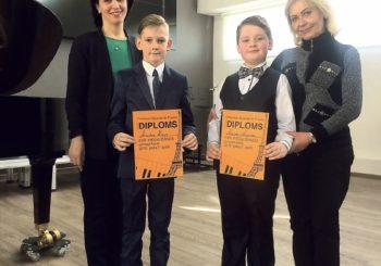 Jaunieji pianistai  Druskininkams atstovaus tarptautiniame pianistų konkurse Paryžiuje