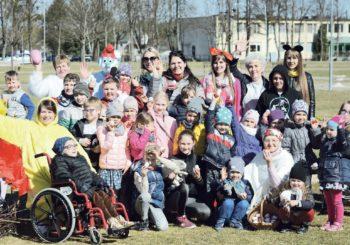 Mažojoje Lietuvos kultūros sostinėje Viečiūnuose – vaikų Velykėlių šventė