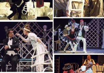 """Atidarytas tarptautinis teatro festivalis """"Vasara – gyva ugnis"""""""