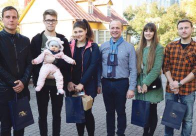 """Sveikiname konkurso """"Būk Druskininkų ambasadorius"""" laimėtojus"""