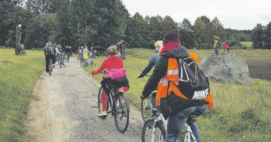 Druskininkuose – dviračių žygis