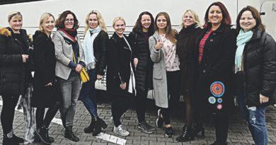 Druskininkų savivaldybės mokyklų atstovai išvyko į tarptautinę pedagoginę stažuotę