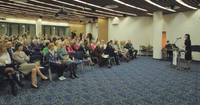 VSB veiklos 5-mečio proga – konferencija sveikatos tema