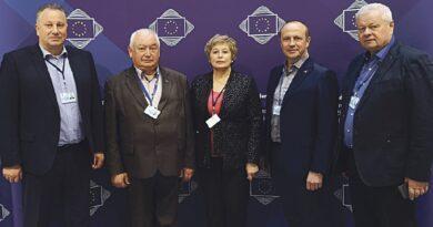 Druskininkų savivaldybės meras R. Malinauskas dalyvavo Briuselyje sušauktoje plenarinėje sesijoje apie miestų ir regionų integraciją