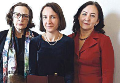 Druskininkietei – Vilniaus universiteto Atminties diplomas