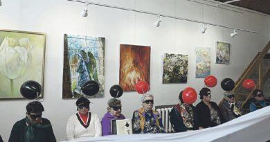 V. K. Jonyno galerijoje – išskirtinė galimybė pažinti meną pojūčiais