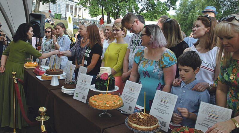 Per 225-ąjį gimtadienį druskų miestas taps  tortų sostine