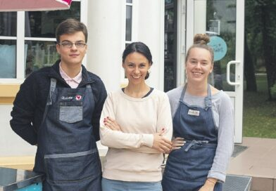 Jaunimo užimtumo programa jau trečią kartą subūrė verslininkus ir dirbti norinčius jaunuolius