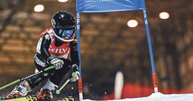 """""""Snow Arenoje"""" – kalnų slidinėjimo Baltijos šalių taurės 1-asis etapas"""