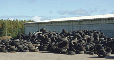 Senų padangų priėmimas atliekų aikštelėse ribojamas – kol kas nevežkite