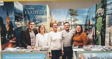 Žinia apie Druskininkus – jubiliejinėje turizmo ir  laisvalaikio parodoje Nyderlanduose