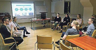 Druskininkų jaunimas aptarė 2020-ųjų veiklas ir iniciatyvas
