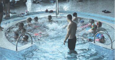 Druskininkų moksleiviai išmoko plaukti ir saugiai elgtis vandenyje