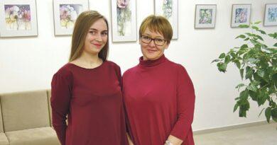"""Druskininkų švietimo centre – paroda """"Kartu – saldu"""""""