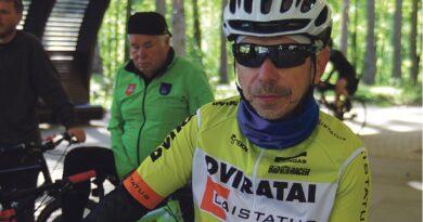 """""""Hydra epic III"""" kalnų dviračių varžybų startas – Druskininkuose"""