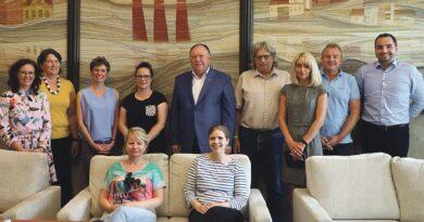 Druskininkuose lankėsi Vokietijos vietos veiklos grupės atstovai