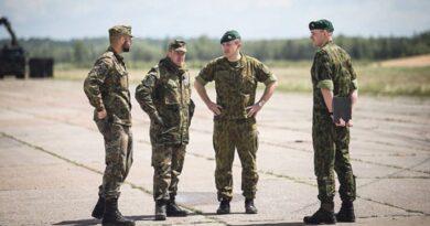 Gyventojų dėmesiui: spalio 24-25 rengiamos Lietuvos kariuomenės pratybos