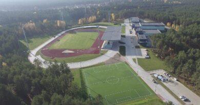 Druskininkų sporto bazė jau pasiruošusi priimti aukšto meistriškumo sportininkus