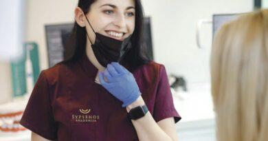 """""""Šypsenos akademija"""" – profesionalumas, inovacijos ir naujas požiūris į odontologiją"""