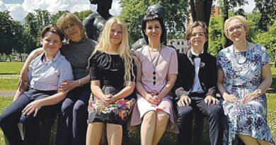 Džiugi mokslo metų pabaiga Druskininkų M.K.Čiurlionio meno mokykloje