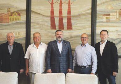 Susitikime su Rotary klubo atstovais – bendro projekto aptarimas