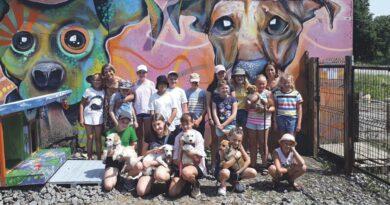 Įsimintini įspūdžiai savanorystės stovykloje