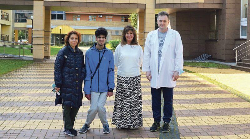 """Sanatorija """"Belorus"""" laukia sergančių vaikų, kuriems reikia gydymo ir reabilitacijos"""